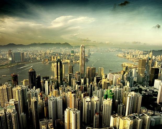 City-skyscraper-photography