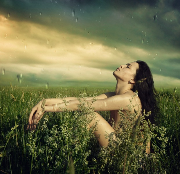 Fantasy Girl Surreal-photo -manipulation