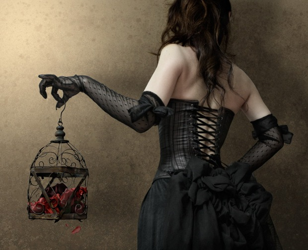 Gothic-fashion-photography