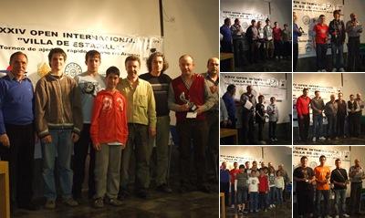 Ver Album de fotos del XXIV Open Internacional de ajedrez Villa de Estadilla