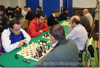 La Aurora de Estadilla, nuevo campeón provincial de ajedrez relámpago por equipos.