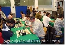 partidas en juego durante la competición.