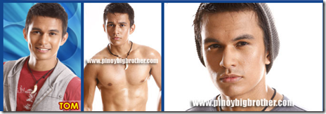 Bartolome Alberto Mott -- Pinoy Big Brother Double Up
