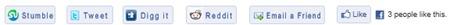 Facebook-Bookmarking-Widget