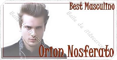 Evento 5 (Baile de Máscaras   Início do Período Letivo 2012)   Selo dos Vencedores Orion