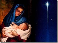 Jézus és az esthajnal csillag