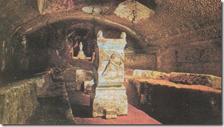 A római Szent Kelemen-bazilika alatt található Mithras-szentély
