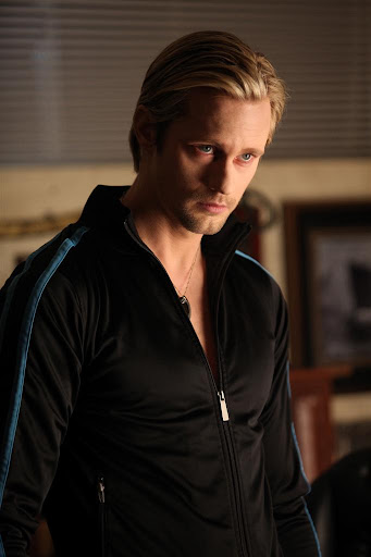 Alexander Skarsgård is Eric Northman