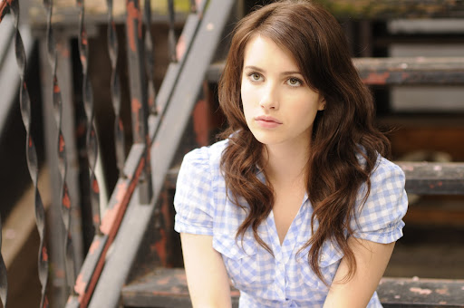 Twelve movie Emma Roberts is Molly