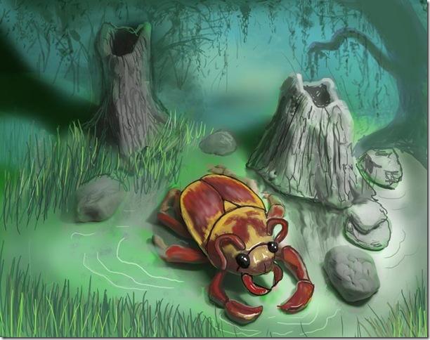 DayanPaul_Beetle-Swamp