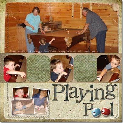playingpool