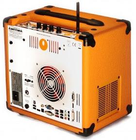 Orange OPC gitárkombó + PC hátlap