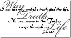 John 14.6 Preview