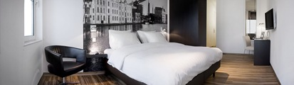 Architecture-Inntel-Hotel-Zaandam-in-Netherlands design interior decor modern