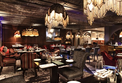restaurant design stockholm eclectic old world