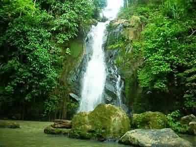 subik waterfall