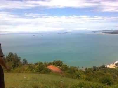 Langkisau Hill, Paragliding Paradise