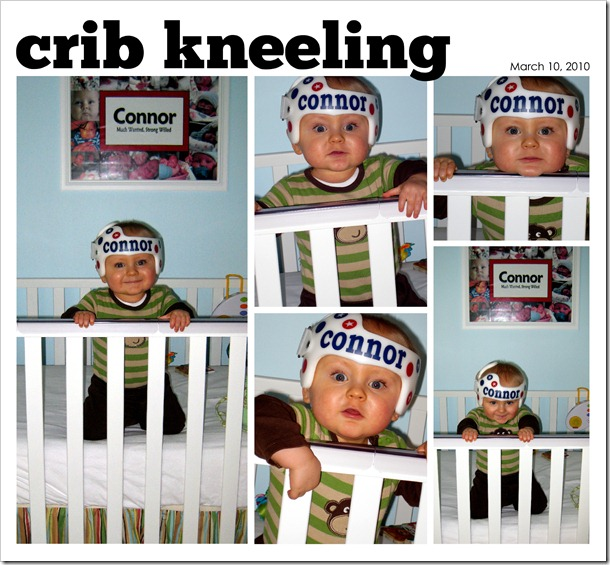 Crib Kneeling  03.10.10