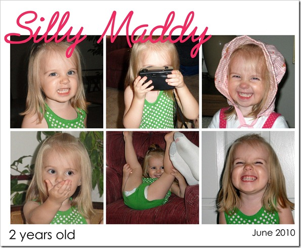 Silly Maddy  06.10