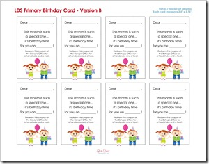 Primary Birthday Card B