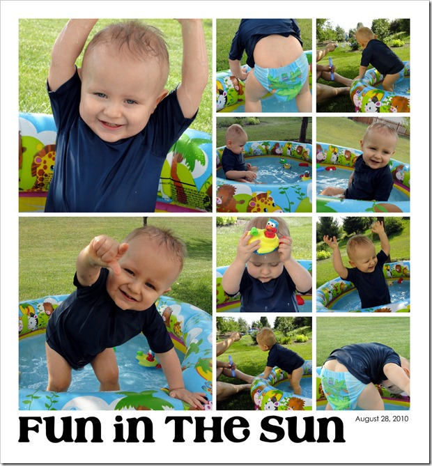 Fun in the sun - 08.28.10
