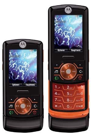 Motorola MotoRokr Z6
