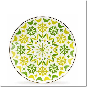 Holly Heights Accent Plate.katespade.com