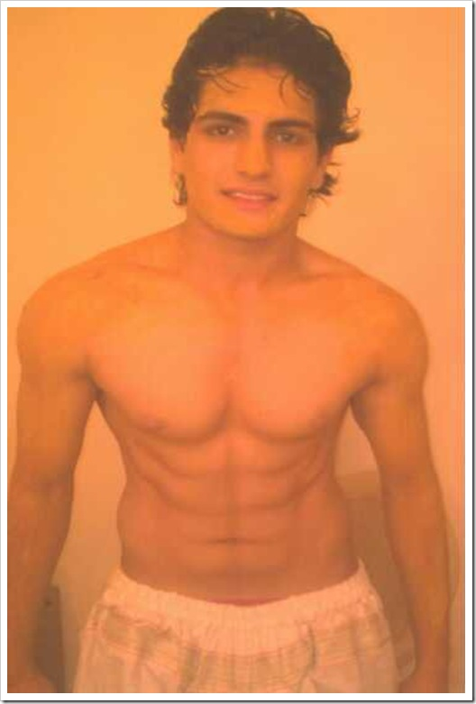 rajat toka shirtless