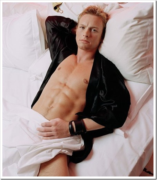 Adam Rickitt shirtless pictures