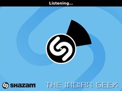 Shazam - Listening
