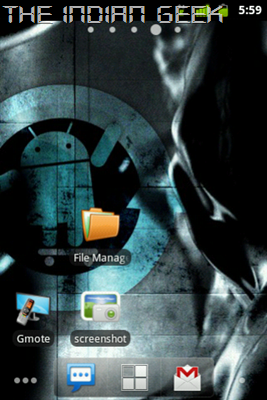 Gmote - App icon