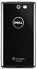 Dell Venue Pro - Back