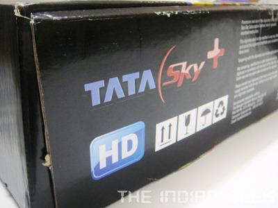 Tata Sky+ HD