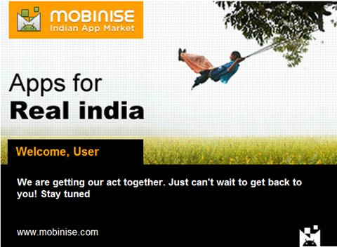 App Bazaar - Mobinise