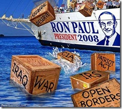 RON PAUL TEA PARTY