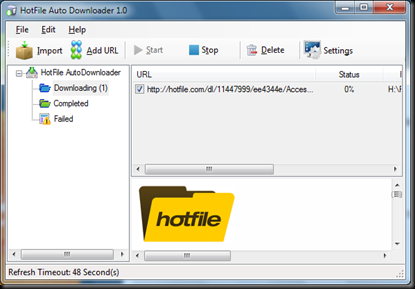 HotFile-AutoDownloader