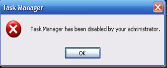 "How to Fix ""Task Manager has been Disabled by Your Administrator"""