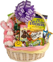 easter-baskets-for-children-girls