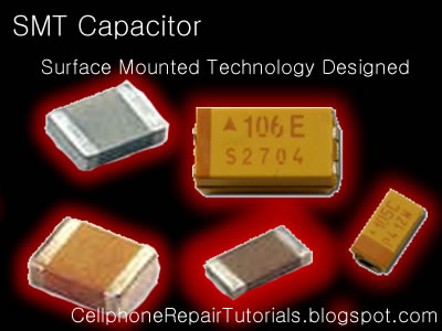 SMD Capacitor Surface%20mounted%20capacitor