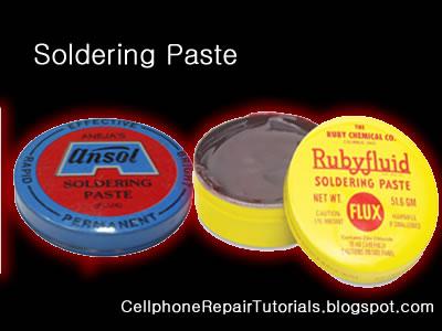 Soldering and Desoldering Tools Soldering%20paste