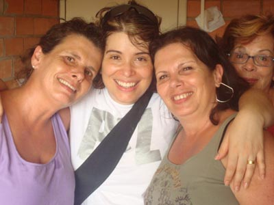 Mulheres da família