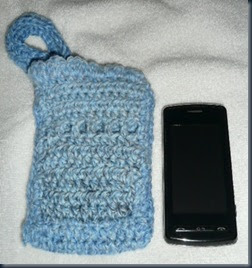 Amandas Purse-onalities: New Pattern for a cell phone ...