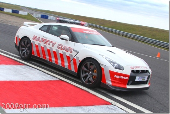 Nissan-GT-R-BSB-Safety-Car
