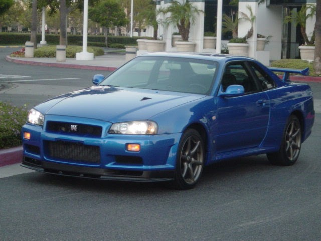 nissan skyline r34 legal in us autos post. Black Bedroom Furniture Sets. Home Design Ideas
