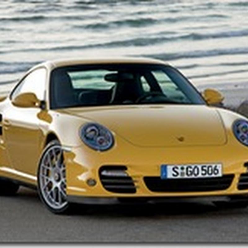 2010 Porsche Turbo Revealed - 500 hp