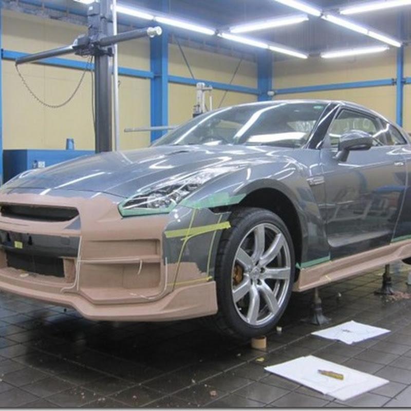 Tommykaira R35 GT-R Bodykit Development