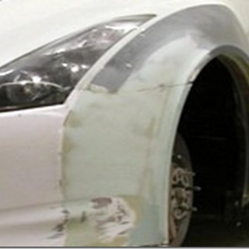 Sneak Peak : Widebody R35 GT-R