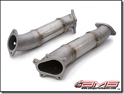 AMS Performance Nissan GT-R Downpipe