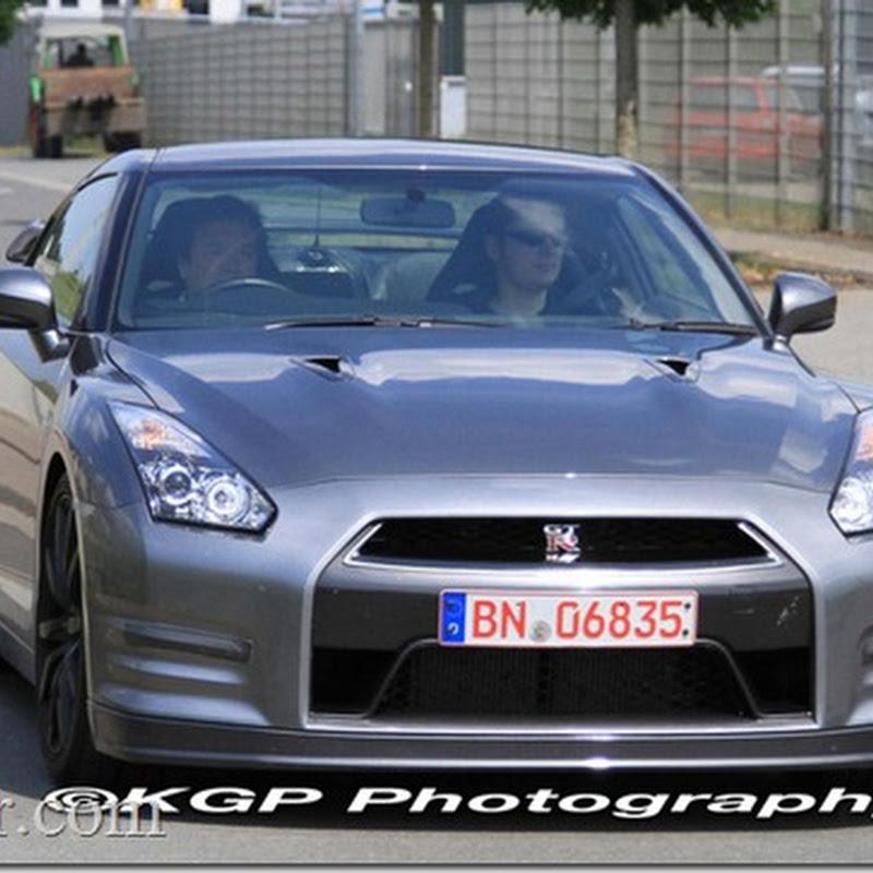 More Unmasking : 2012 Nissan GT-R