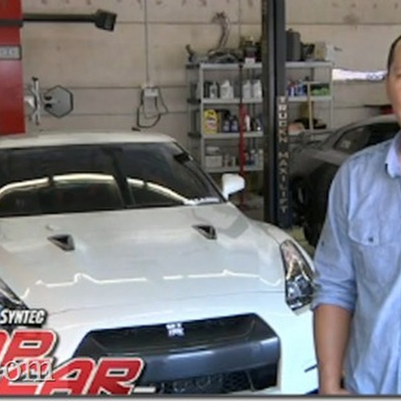 Castrol Syntec Top Car Challenge : Nissan GT-R